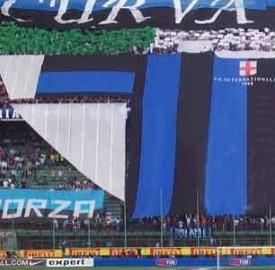 Derby della Madonnina: la curva dell'Inter