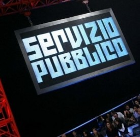 La7: 'Servizio Pubblico Più'