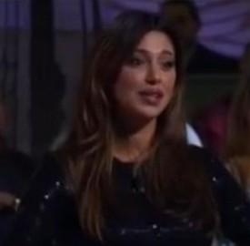 Belen Rodriguez, protagonista del gossip italiano