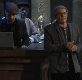 Adriano Celentano durante Rock Economy