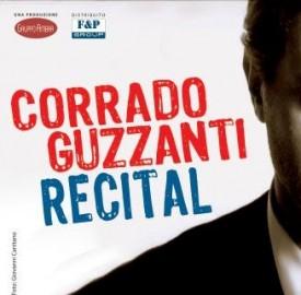 La7: Corrado Guzzanti in 'Recital'