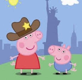 Peppa Pig in vacanza in Italia: deride il Paese
