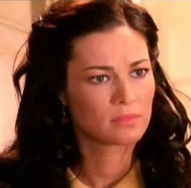 L'attrice italiana Manuela Arcuri