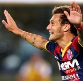 Alessandro Diamanti, capitano del Bologna