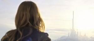 Britt Robertson em Tomorrowland