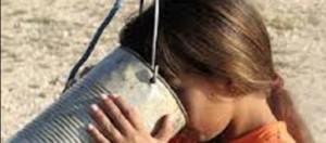 Un enfant d'un milieu nécessiteux