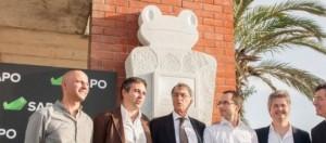 Fundadores SAPO e reitor da Universidade de Aveiro