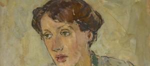 Virginia Woolf by Vanessa Bell, 1912