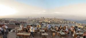 Impresionante panorámica desde Suleymaniye