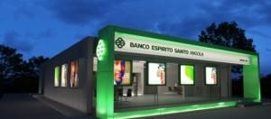 Agência do Banco Espírito Santo Angola