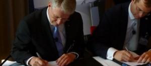 Acordo assinado entre ESA e Airbus