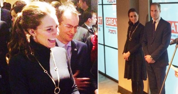 Kate Middleton a New York