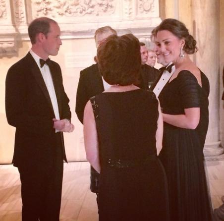 Kate Middleton, il pancino cresce