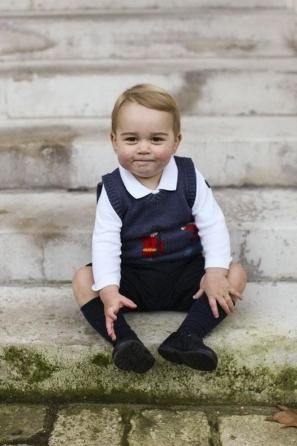 Il Principe George è cresciuto: ecco le foto