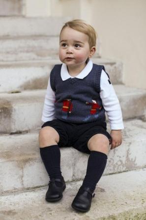 Il Principe George è cresciuto