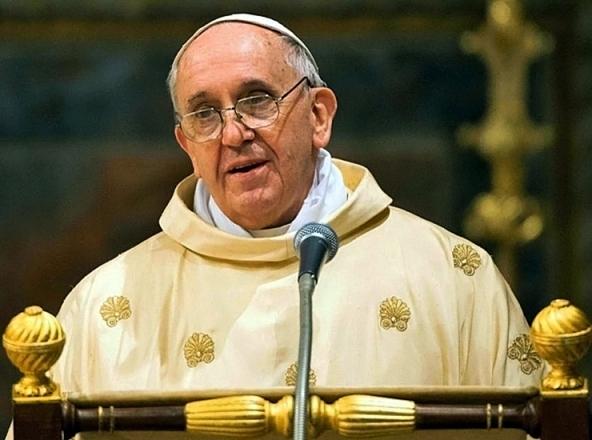 Papa Francesco, nato Jorge Mario Bergoglio