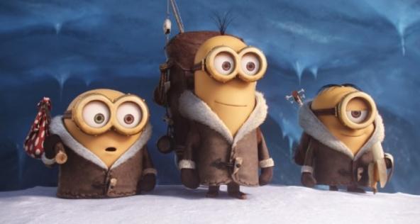 Los minons conquistarán el 2015 (Foto: IMDB)