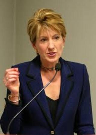 Carly Fiorina, empresaria republicana