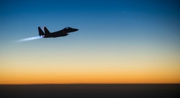 Raid aerei contro lo Stato islamico