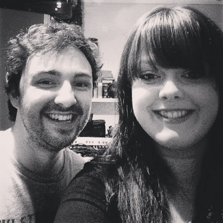 Dom and Hayley are the faces of Littlebrook Music