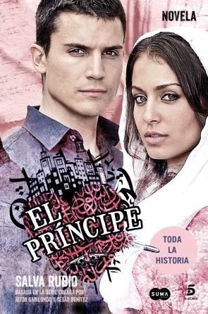 El Principe, portada del libro de la serie.
