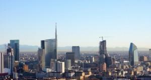 Milano, i grattacieli della città che sale