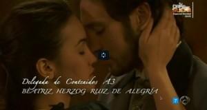 Anticipazioni il Segreto Pepa e Tristan si baciano