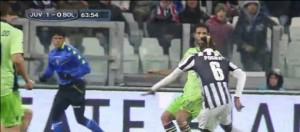 Fantacalcio, Juventus - Bologna, gol di Pogba