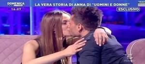 Anna e Emanuele a Domenica Live