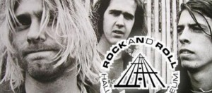 10 Aprile 2014: i Nirvana nella RNR_HOF