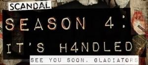 Quarta stagione di Scandal