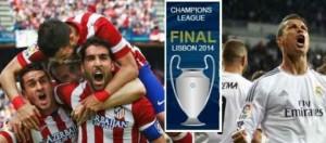 Finale UEFA Champions League 2013/14