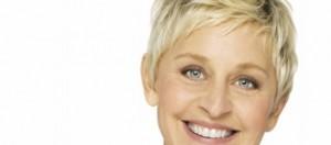 La actriz y presentadora Ellen DeGeneres