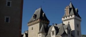 château de Pau, la ville fleur