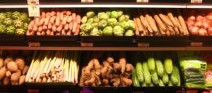 El rubro Alimentos subió un 0,8%.