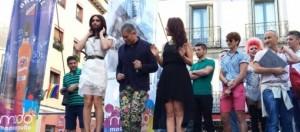 Foto de la web oficial del orgullo Gay en Madrid