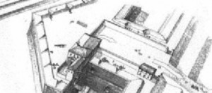 Ferrara, Baluardo di Porta San Benedetto