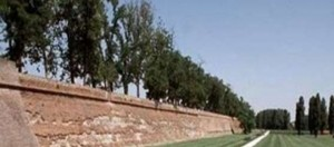 Ferrara, mura di Alfonso I d'Este 08
