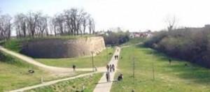 Ferrara, mura di Borso d'Este 07