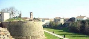 Ferrara, mura di Borso d'Este 10