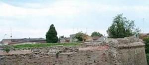 Ferrara, mura di Borso d'Este 12