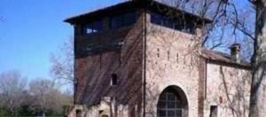 Ferrara, Porta degli Angeli, casa del boia 02