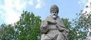 Ferrara, statua di Papa Paolo V 01