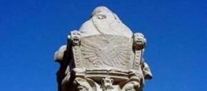 Ferrara, statua di Papa Paolo V 04