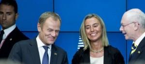 Consiglio Ue: Federica Mogherini Lady Pesc