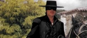 Quand Sarko/Zorro fait son grand show