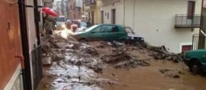 I danni dell'alluvione a San Marco in Lamis
