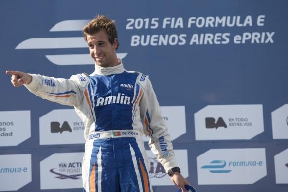 Antonio Feliz da Costa, vincitore a Buenos Aires