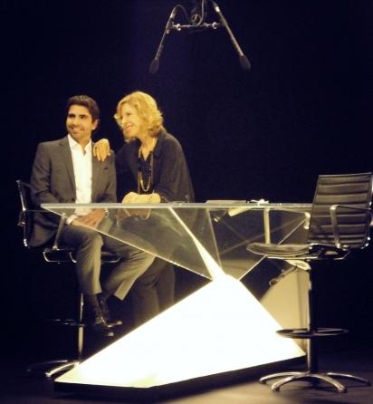 Marília Gabriela anuncia que vai deixar o SBT