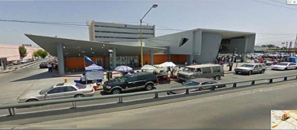 imagen de instalaciones de la clinica del seguro